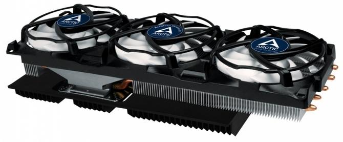 Chłodzenia Arctic Cooling są kompatybilne z kartami AMD Navi  [1]