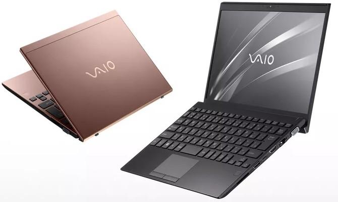 VAIO zaprezentowało 12-calowego laptopa z dużą ilością portów I/O [2]