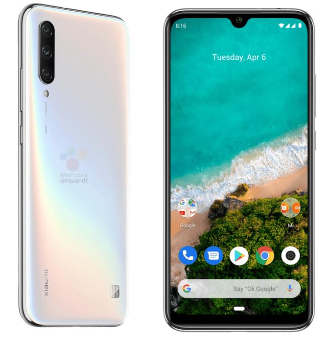 Xiaomi Mi A3 - wiemy już niemal wszystko o nowym smartfonie [1]