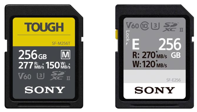 Sony MRW-S3 - szybki hub USB i czytnik kart m.in. dla filmowców [1]