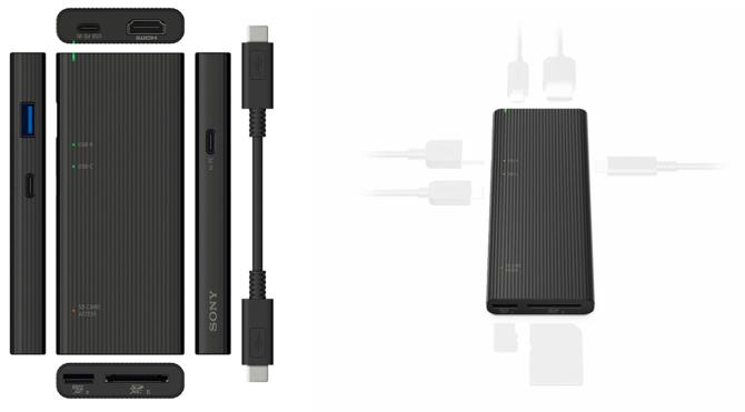Sony MRW-S3 - szybki hub USB i czytnik kart m.in. dla filmowców [2]