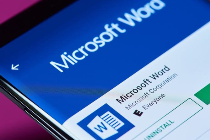Użytkownicy Androida pobrali Microsoft Word ponad miliard razy [1]