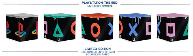 PlayStation Mystery Box - fizyczne lootboksy do kupienia za 60 dol. [1]