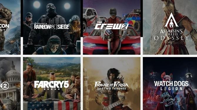 Znamy listę ponad 100 gier Ubisoftu na start abonamentu Uplay+ [3]