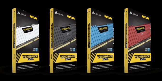 Corsair Vengeance LPX - 32-gigabajtowe moduły pamięci RAM DDR4 [4]
