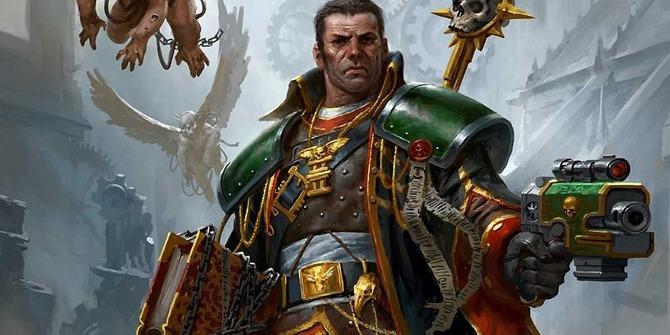 Producent Z Archiwum X zajmie się serialem Warhammer 40K [2]