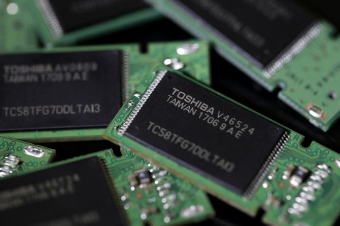Toshiba Memory przechodzi do historii. Zastąpi ją Kioxia [2]