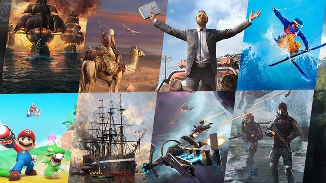 Ubisoft zarabia więcej pieniędzy na grach PC niż konsolowych [1]