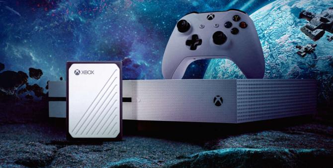 WD przygotowało przenośne SSD dedykowane Xbox One  [1]