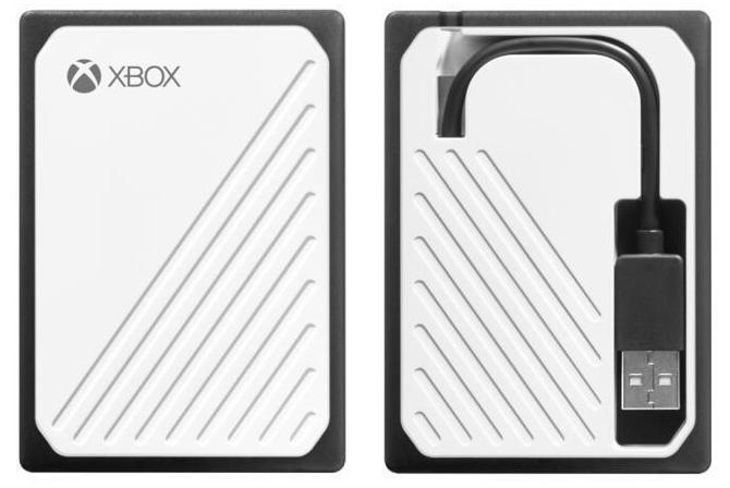 WD przygotowało przenośne SSD dedykowane Xbox One  [2]