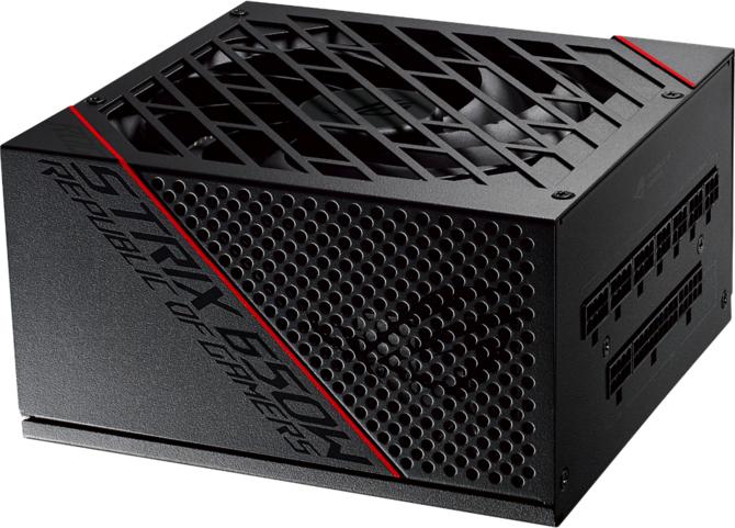 ASUS ROG Strix - Nowe zasilacze o mocy 650 W i 750 W [1]