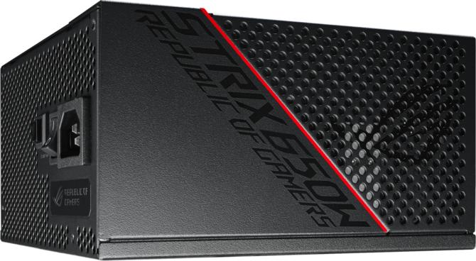 ASUS ROG Strix - Nowe zasilacze o mocy 650 W i 750 W [2]