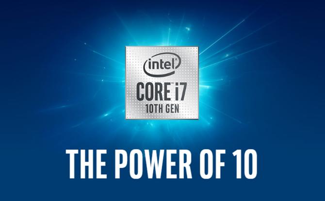 Intel Ice Lake-U - specyfikacja procesorów oraz układów graficznych [1]