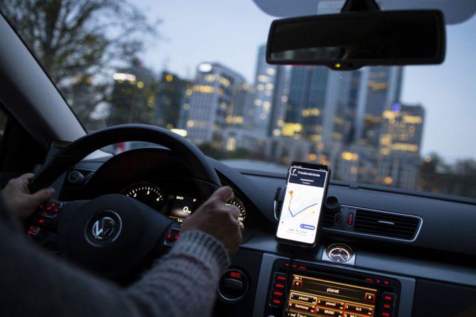 Uber: nowa funkcja bezpieczeństwa - Zawsze wiesz, z kim jedziesz [1]