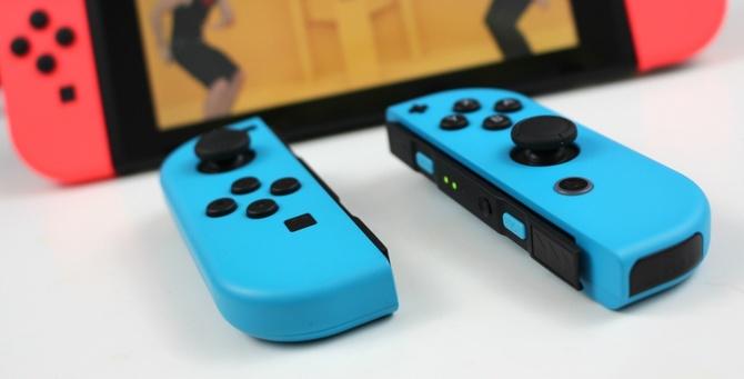 Wadliwe kontrolery do Switcha - Nintendo z pozwem zbiorowym [1]