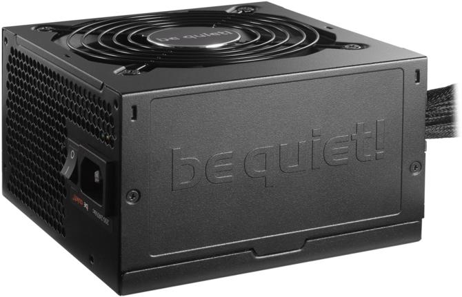 be quiet! System Power 9 CM - Niedrogie modularne zasilacze [2]