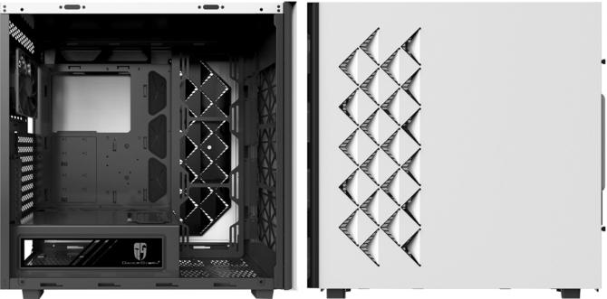 Deepcool Macube 550 - Obudowa dla fanów chłodzenia cieczą [2]