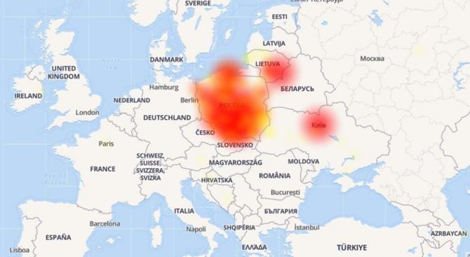 Facebook nie działał, Instagram nie działał - awaria w regionie [2]