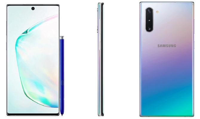 Wiemy już prawie wszystko o Samsung Galaxy Note 10 i Note 10+  [3]