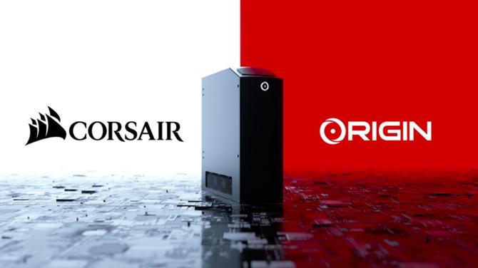 Corsair wykupił Origin PC. Zobaczymy więcej gotowych PC? [1]