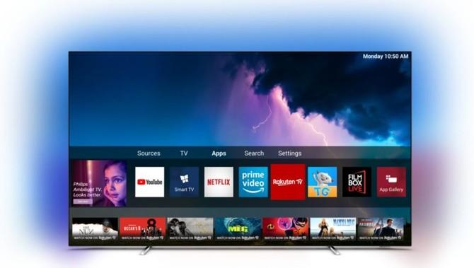 Philips OLED754 - przystępny telewizor 4K bez systemu Android [1]