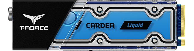 TeamGroup T-Force Cardea Liquid - SSD M.2 chłodzone cieczą  [1]