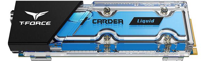 TeamGroup T-Force Cardea Liquid - SSD M.2 chłodzone cieczą  [3]