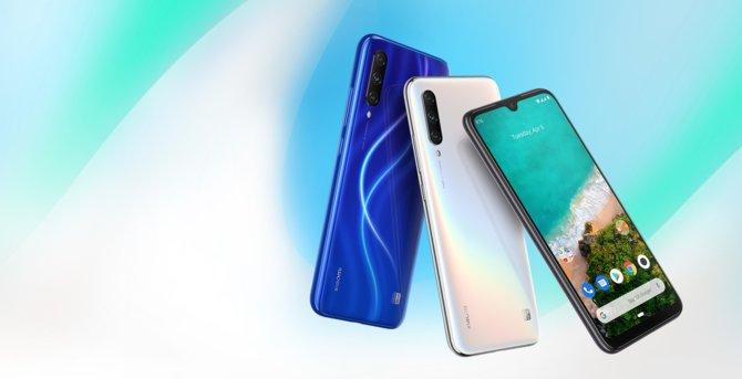 Xiaomi  Mi A3: polska premiera. Gratisowo Mi Band 4 w preorderze [2]