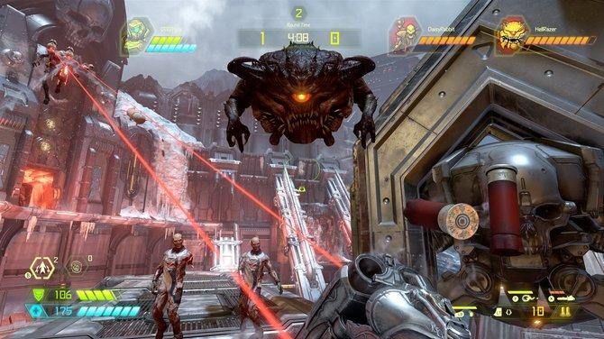 DOOM Eternal - nowy tryb multiplayer wygląda imponująco [1]