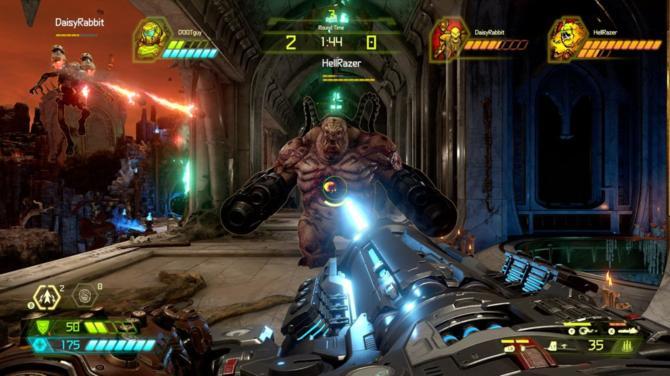 DOOM Eternal - nowy tryb multiplayer wygląda imponująco [2]