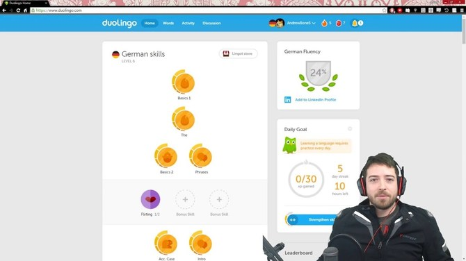 Twitch wraz z Duolingo pomoże w nauczaniu języków obcych [1]