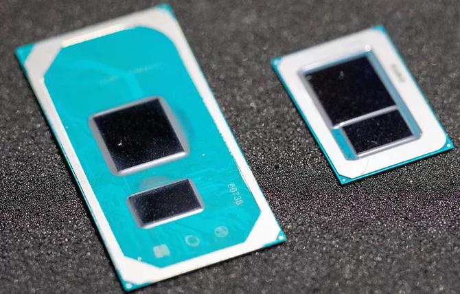 Intel Ice Lake - Procesory są już rozsyłane do producentów OEM [1]