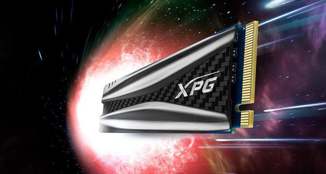 ADATA XPG GAMMIX S50 - nowe dyski SSD z obsługą PCIe 4.0 [2]