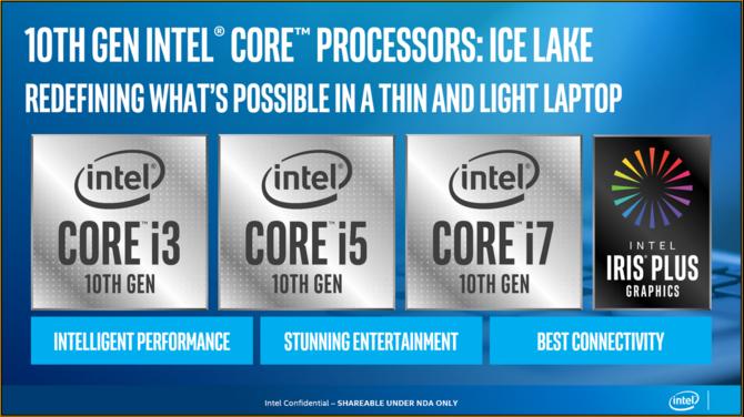 Intel Ice Lake - oficjalna prezentacja 10 nm mobilnych procesorów  [2]