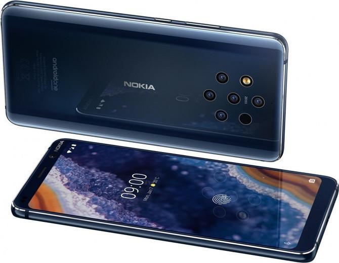 Nokia 9.1 PureView z obsługą sieci 5G zadebiutuje pod koniec roku [1]