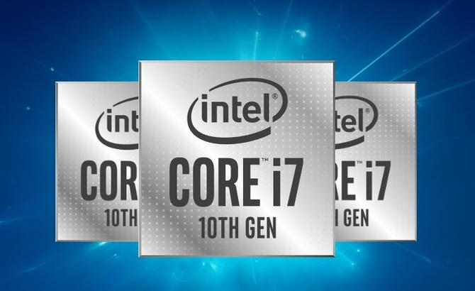 Intel Core i7-10710U - niskonapięciowy procesor z 6 rdzeniami [1]