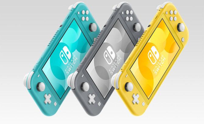 Nintendo Switch Lite - ruszył preorder. Konsolka w cenie 999 złotych [1]