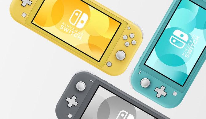 Nintendo Switch Lite - ruszył preorder. Konsolka w cenie 999 złotych [2]