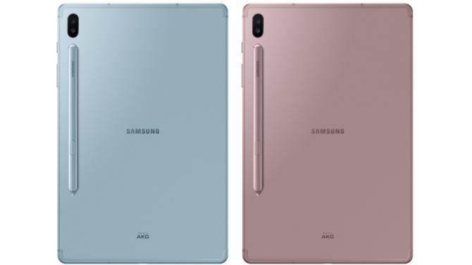 Samsung Galaxy Tab S6 - tablet z 6 GB RAM i Snapdragonem 855 [2]