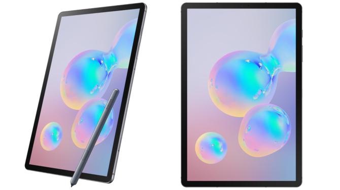 Samsung Galaxy Tab S6 - tablet z 6 GB RAM i Snapdragonem 855 [4]