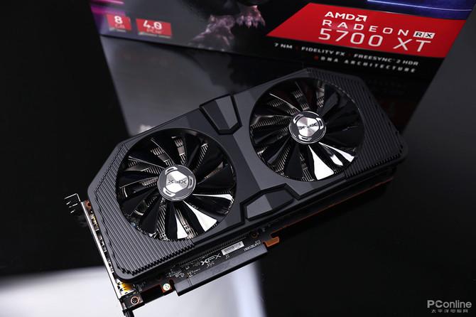XFX Radeon RX 5700 XT - zdjęcia niereferencyjnej karty [1]