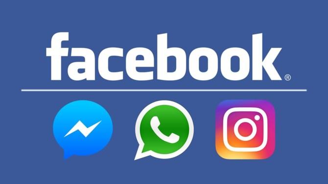 Facebook wkrótce zmieni nazwę serwisom Instagram i WhatsApp [1]