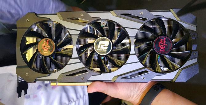 XFX Radeon RX 5700 XT THICC2 i PowerColor RX 5700 XT Red Devil  [5]
