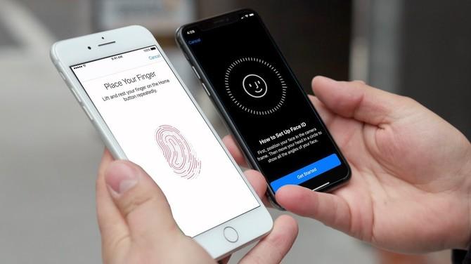 Apple ma wprowadzić Touch ID w ekranie iPhone'ów w 2021 [1]