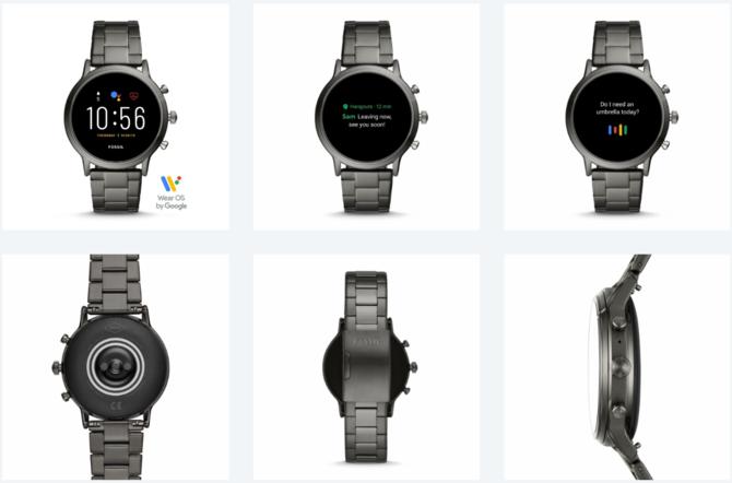 Fossil Gen 5 - mocarny smartwatch z Snapdragonem i 1 GB RAM [1]