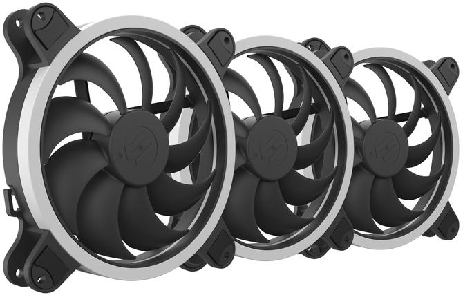 SilentiumPC Corona HP RGB 140 - Wentylatory stawiające na ciśnienie [1]