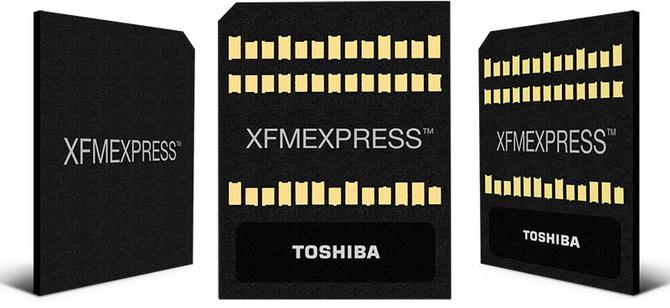 Toshiba prezentuje nowy standard SSD NVMe wielkości karty SIM  [1]