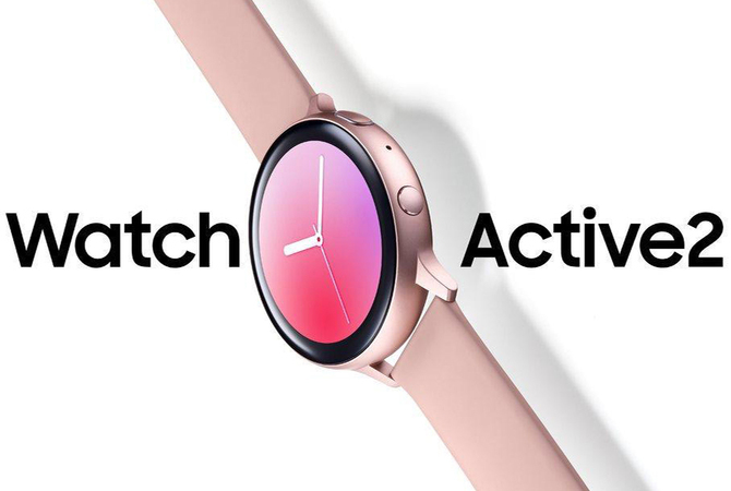 Samsung Galaxy Watch Active 2 w wersji Under Armour Edition [2]