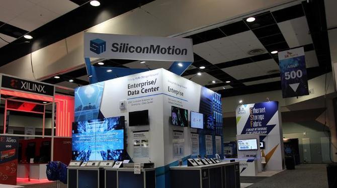 Silicon Motion pokazało nowe kontrolery PCI Express 4.0  [1]