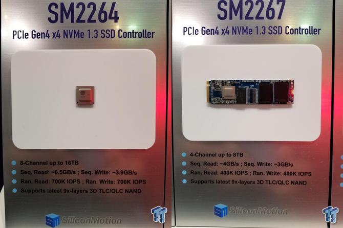 Silicon Motion pokazało nowe kontrolery PCI Express 4.0  [2]